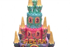 Babbie Secret garden cake