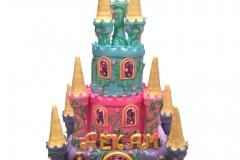 Babbie Secret garden cake