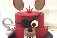 Five Nights At Freddy's Foxy Cake