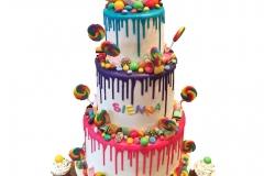 Lollie cake