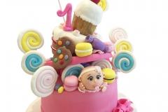 Sweet baby cake