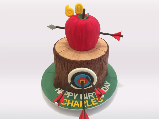 William Tell Cake