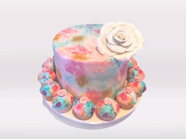 Watermarks Cake