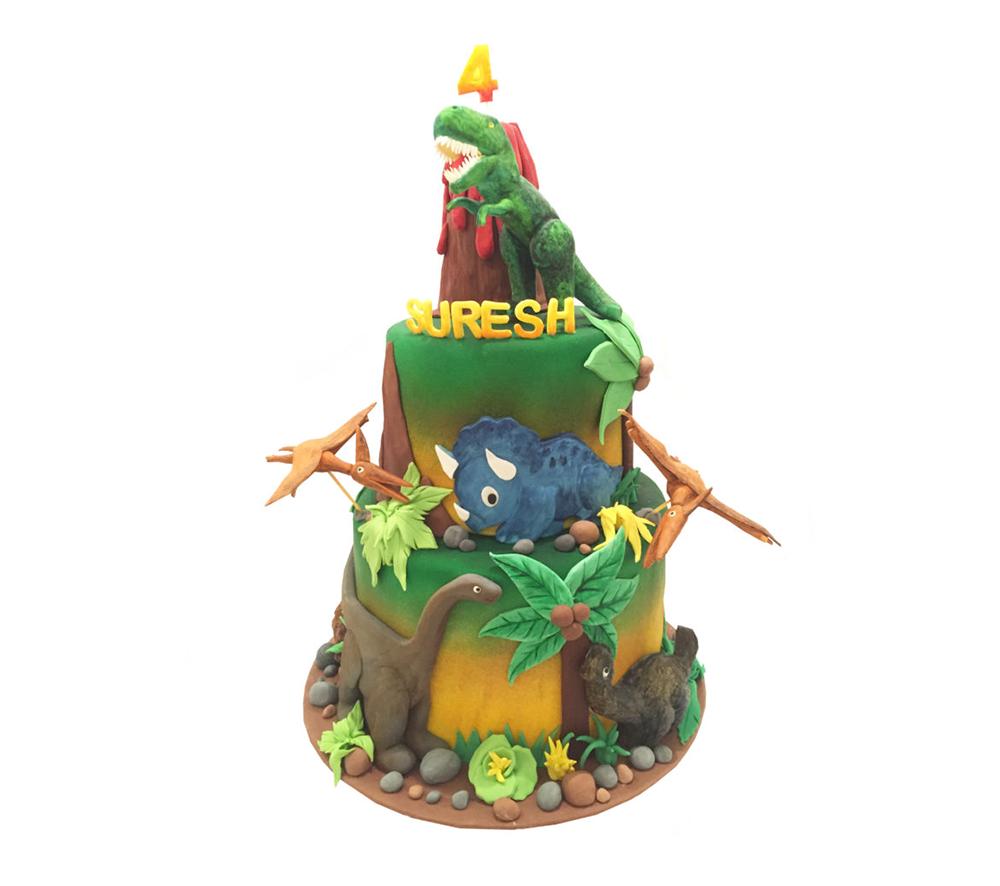 Dinosaur-Cake-Melbourne